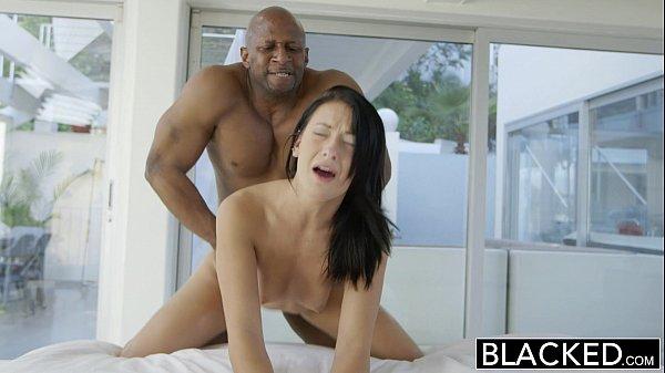 Hd Interracial Anal Threesome