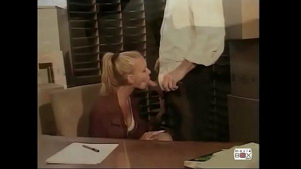 Briana Banks aka Mirage office sex  thumbnail