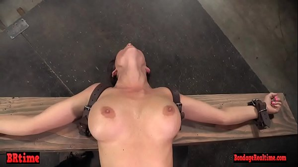 Spitroasted bigtits submissive hardfucked Thumb