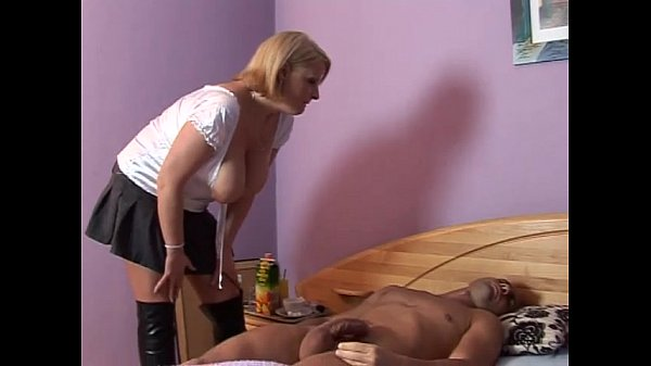 Big Tits women with a Cristian Clay great Cock Thumb