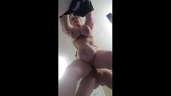 Bbw huge tit wife fucked..facials at the end