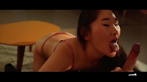 XXX SHADES - #Katana - Incredibly Passionate Sex Between Chinese Babe And Pablo Ferrari Thumb