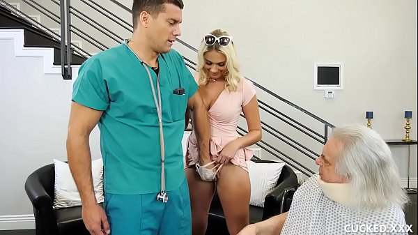 Athena's Cucked Husband Watches While She Gets Cock Therapy Thumb