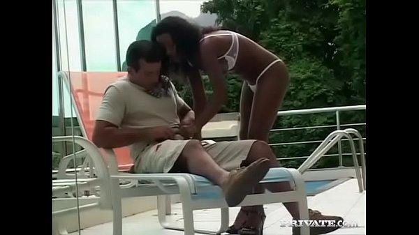 Colombian mulatto handjob - Amateureb.com
