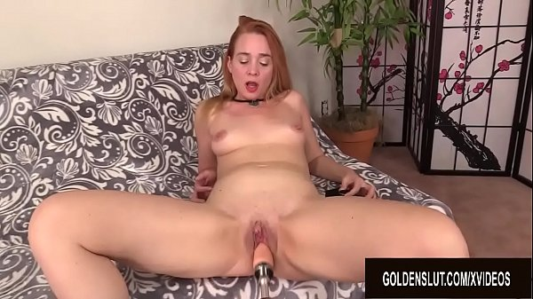 Attractive Mature Sable Renae Mercilessly Plowed by a Machine till She Cums Thumb