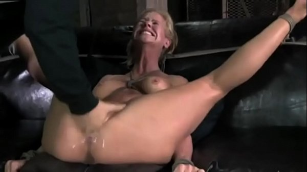 MILF Fucked To Tears Crying in Pain Until Forced to Squirt by AssholePunisher Thumb