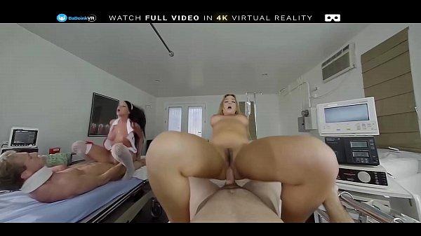 Медсестры помогают в сексе