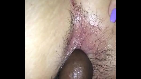 Homemade pov anal