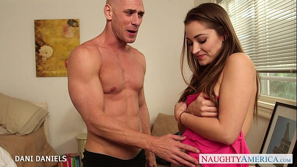 Busty babe Dani Daniels take a big dick