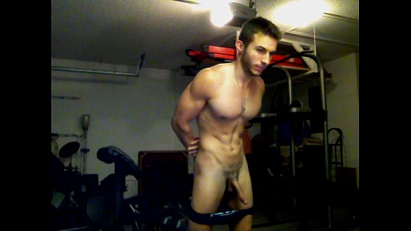 Simply magnificent Michael fitt nude gif