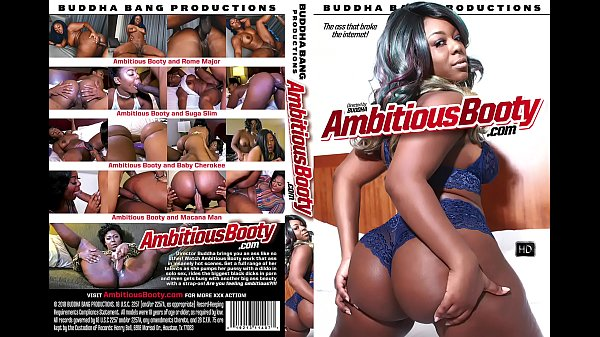 Ambitious Booty gets her first dvd Thumb