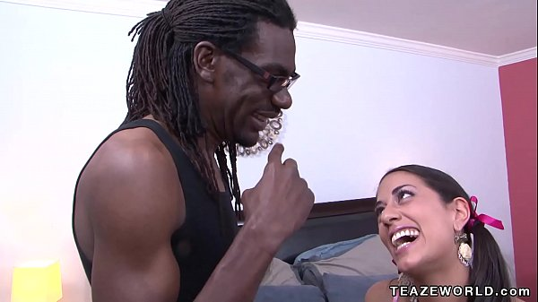 She Loves BIg Black Cock Thumb