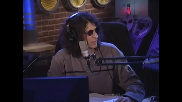 Howard Stern spanks 23 year old ass with a fish Thumb