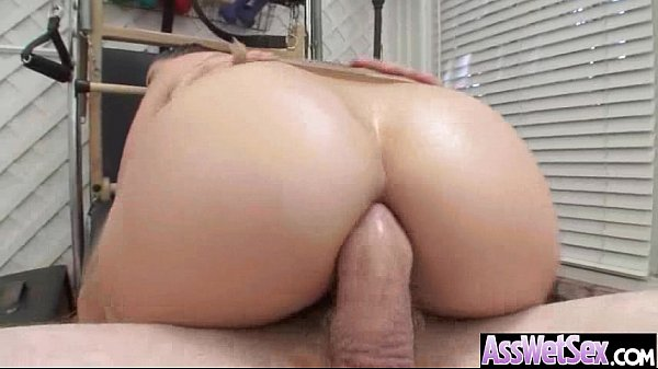 Girl (london keyes) With Curvy Big Ass Deep Analy Banged vid-23