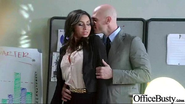 Sex Tape In Office With Nasty Wild Worker Girl video-30