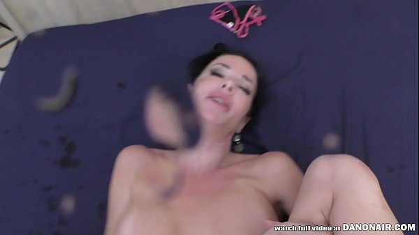 VERONICA AVLUV SQUIRTS on a BIG COCK in POV! Thumb