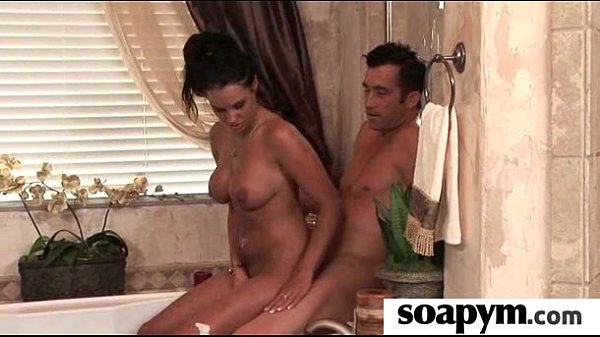 AMAZING body in a hot soapy massage 29 Thumb