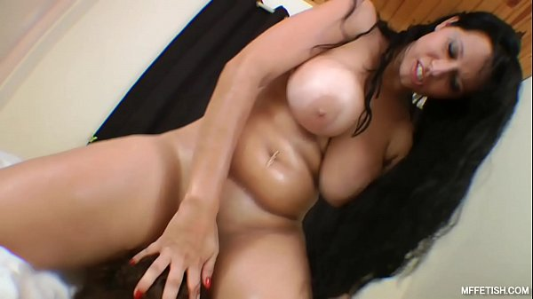 Brutal Queening with Busty Goddess - Bouncing Boobs and Merciless Face Fuck