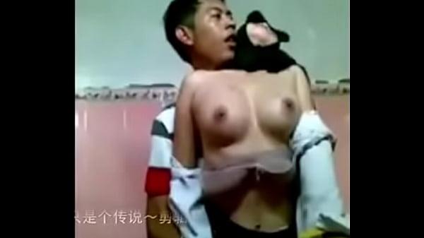Asian couple sex