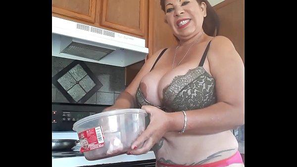 Cooking in tanga