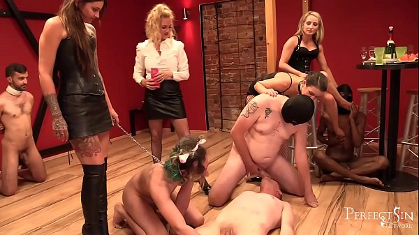 Mistresses' Party - Goddesses Need  To Relax After Hard Day Thumb