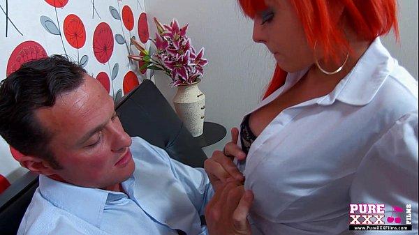 PureXXXFilms redhead punker girl fucked hard