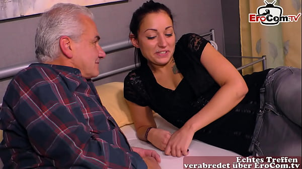 young 18yo german stepdaughter fucks with grand...
