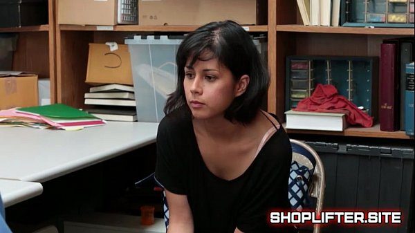 Shoplifting Case No 8257985 With Young Thief