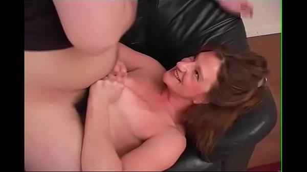 BBW Amateur Lets Me Tit Fuck Her