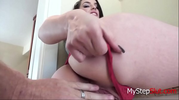 Dad caught sniffing stepdaughters panties
