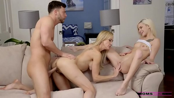Brandi Love Kiara Cole – Mom's The Boss