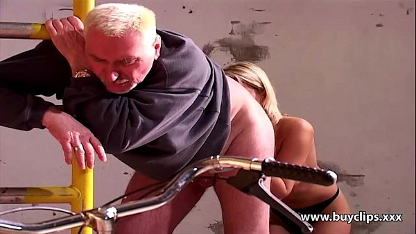 Younger blondes reluctant sex with older