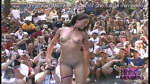 Amateur Wet Pussy Contest At The Miss Nude USA Pageant Thumb