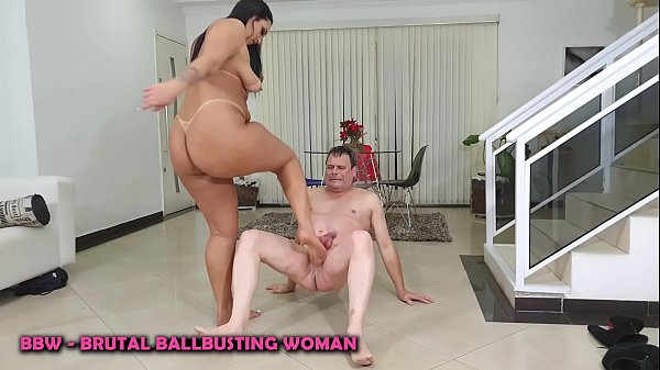 BBW – Brutal Ballbusting Woman