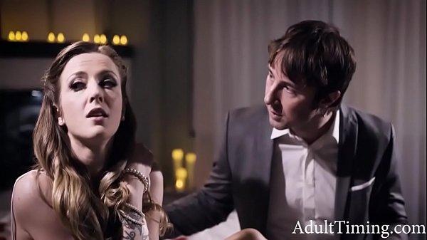 Hot Bride Blackmailed Into Marriage - Karla Kush Thumb