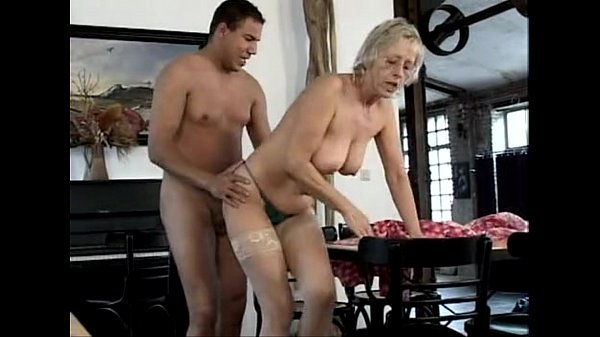 German old mature sluts – the old cleaning team