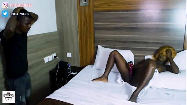 African Girl Creamy Fuck