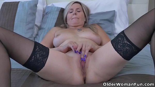 An older woman means fun part 167
