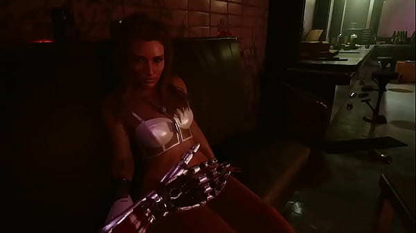 Cyberpunk 2077 Alt Cunningham Sex Scene