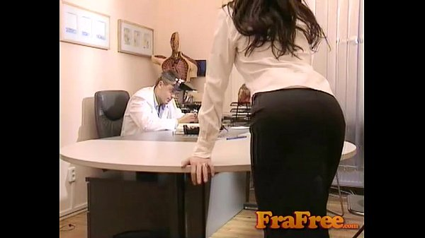 Secretary Judith Fox loves intense fuck with doctor A cock-craving Doctor