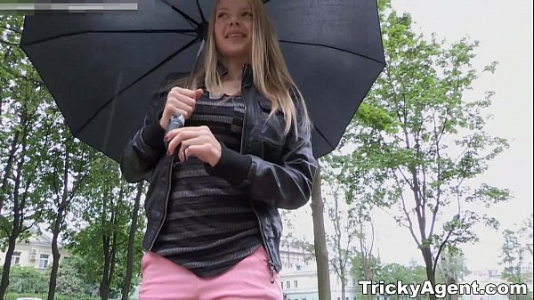 Tricky Agent - Sex casting for blonde teeny Olivia Grace teen porn  thumbnail