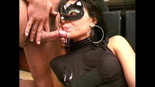 Muscle man and pervert woman Thumb