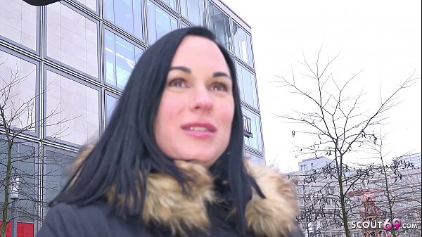 GERMAN SCOUT - SWISS MILF LENA TALK TO AFTER STREET PICK UP FOR FAKE MODEL JOB IN BERLIN