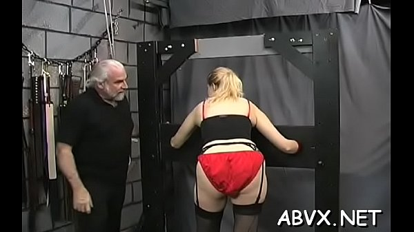 Sexy fetish scenes with hot booty females in need for act Thumb