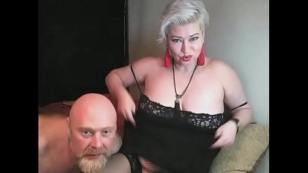 Sparkling Russian couple Addams-Family again fervently and happily fucks on camera !!! Very hot! Thumb