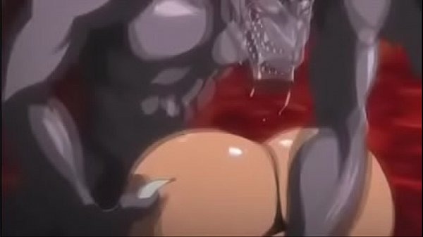 Dark Skin Hentai Girl Gets Gang Banged by Demons - Hentaiflex.com