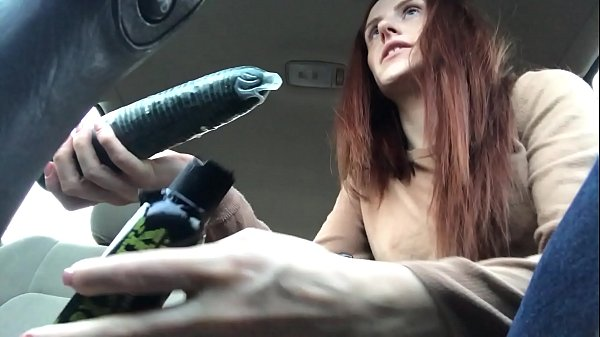 Squirting On A CuCUMber In A Parking Lot Thumb