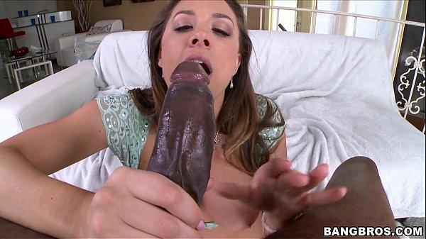 Порно видео Шанель Пресон любит черный хуй