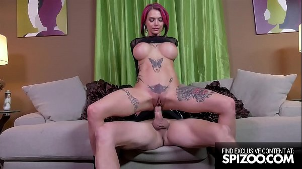 Anna Bell Peaks Turns a Hot Strip Dance into Hardcore Fucking Thumb