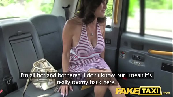 Reality: Fake Taxi Sexy Milf With Big Tits Does Anal